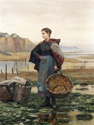The Young Laundress