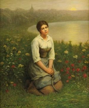 Peasant Girl, Picardy